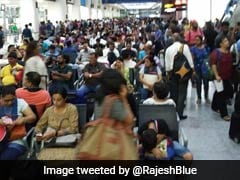 Flights Resume At Delhi Airport After Drone Scare