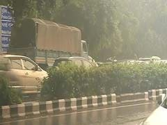 Delhi Reports Traffic Jams, Two Hours Of Heavy Rain Already