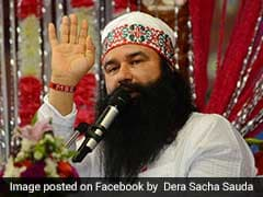 "Gurmeet Ram Rahim Seeks Parole, Jail Chief Praises Him For ""Good Conduct"""
