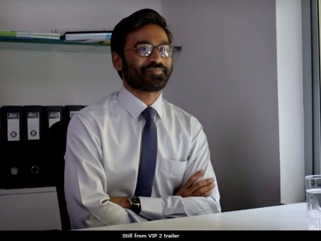 Kajol And Dhanush's VIP 2 Gets A Release Date And A New Teaser