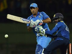 MS Dhoni's Advice To Bhuvneshwar Kumar: Bat Like You Do In Test Matches