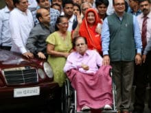 Dilip Kumar's Deteriorating Health Was A 'Nightmare,' Says Saira Banu
