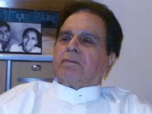 Dilip Kumar, 94, Hospitalised In Mumbai