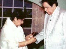 To Dilip Kumar, With Love From Kamal Haasan And Lata Mangeshkar