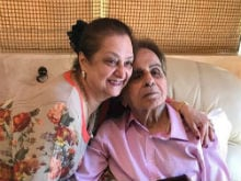 Dilip Kumar Is Better But Will Stay In Hospital, Says Wife Saira Banu