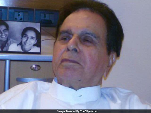 Dilip Kumar hospitalised, stable now