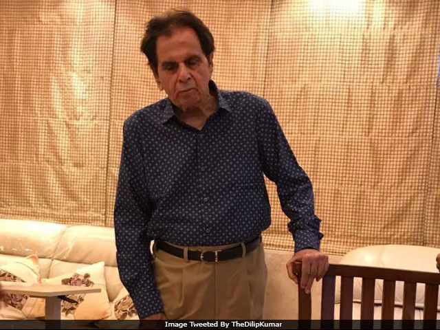Dilip Kumar still in ICU, condition stable despite complications, say Mumbai doctors