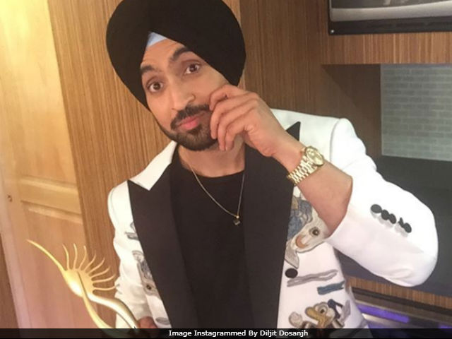Diljit Dosanjh's Bollywood Career Over, Said A Report. His Perfect Response