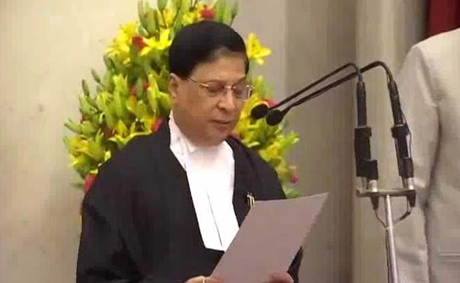 State's Obligation To Strengthen Cyberlaws: Chief Justice Of India Dipak Misra
