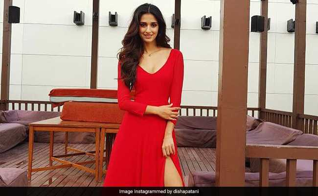 Food is Disha Patani's Second Most Favourite Thing