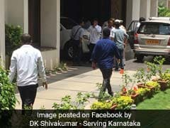 LIVE Updates: Tax Raids On Karnataka Minister DK Shivakumar, 7.5 Crores Recovered From Delhi Home