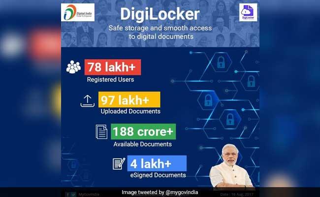 मोदी सरकार के DigiLocker में रजिस्टर हुए 78 लाख से ज्यादा लोग, ऐसे कर सकते हैं रजिस्टर, कई हैं फायदे