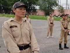 उत्तरी पूर्व राज्यों की 41 लड़कियां बनी कमांडो, बेस्ट कमांडो को दिल्ली पुलिस ने बनाया पोस्टर गर्ल