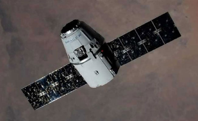'Dragon Captured' As Cargo Arrives At International Space Station