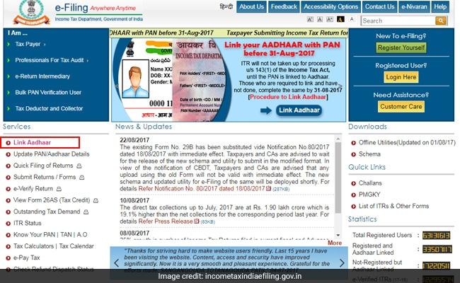 efiling website