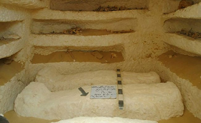 Archaeologists In Egypt Discover Three Millennia-Old Tombs