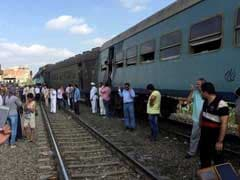 Egypt Train Crash Kills 36, Injures More Than 100