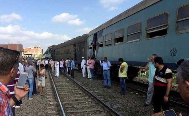 मिस्र में 2 ट्रेनों की टक्कर में 41 की मौत, 180 घायल