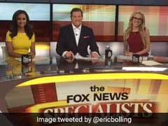Fox News Host Suspended Over Lewd Texts To Women Colleagues