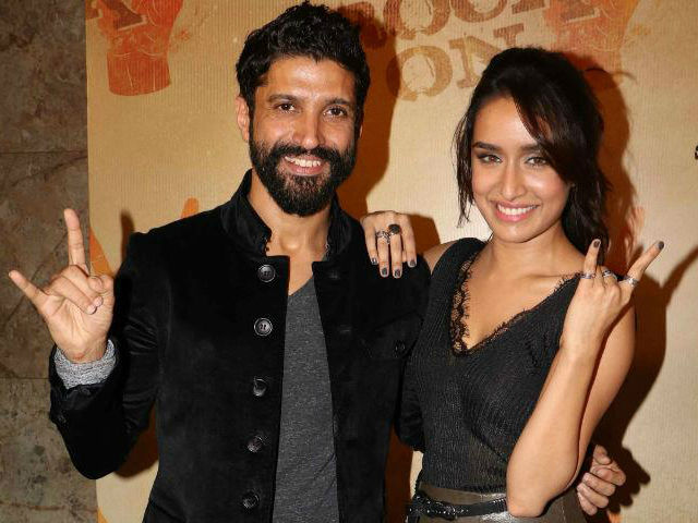 Why Shraddha Kapoor Particularly Wants Farhan Akhtar To Watch Her Film Haseena Parkar