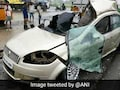 3 Killed, Car's Roof Torn Off In Accident On Mumbai-Ahmedabad Highway