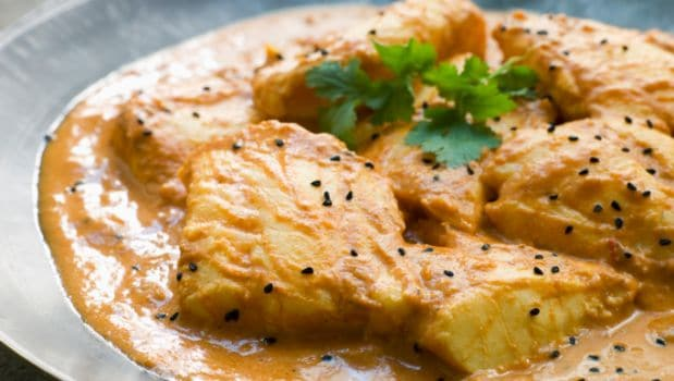 fish curry without oil