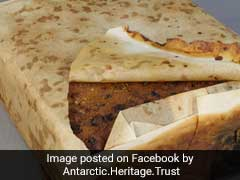100-Year-Old Fruitcake Found In Antarctica Looks Good Enough To Eat