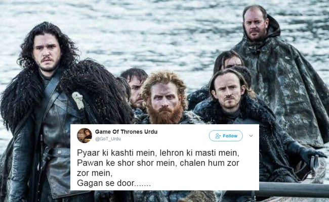 This Game Of Thrones Parody Account Hilariously Captions Stills From Show