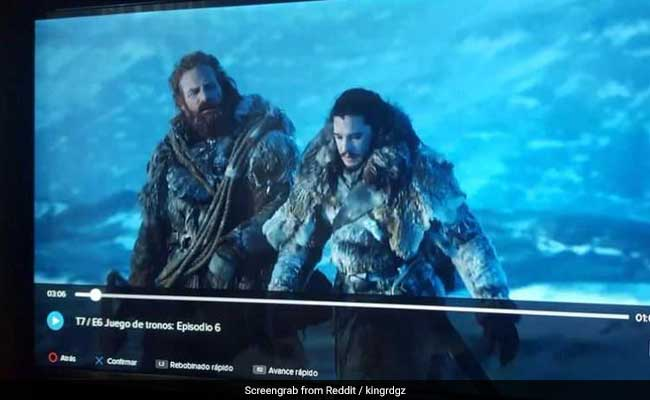 Game Of Thrones Season 7 Episode 6 Leaked Twitter Can T Keep Calm