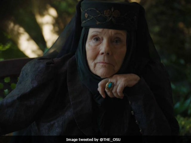 Game Of Thrones 7: Olenna Tyrell Gets Mic Drop Death Scene And Grand Farewell On Twitter