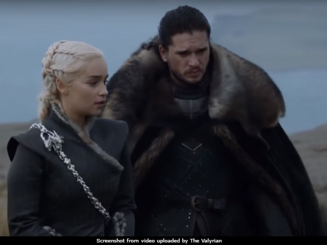 Game Of Thrones 7 Episode 7: What Actors Say About Jon Snow And Daenerys Targaryen Hooking Up
