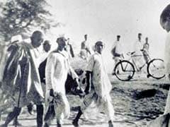 Google Lets You Relive Mahatma Gandhi's Historic Dandi March