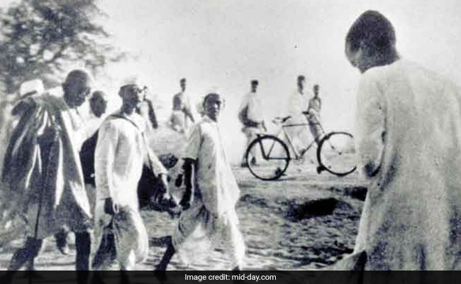 Google Lets You Relive Mahatma Gandhi's Historic Dandi March