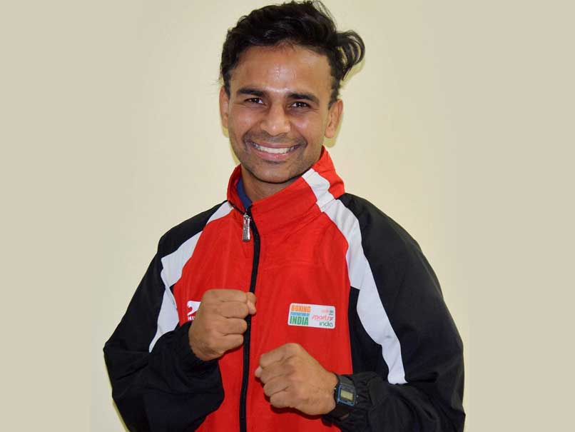Gaurav Bidhuri Assures India Of A Medal At World Boxing Championship