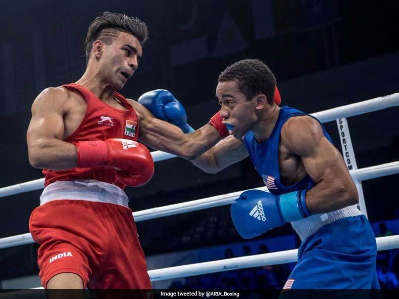 World Boxing Championships: Gaurav Bidhuri Loses To America
