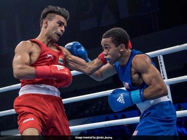 World Boxing Championships: Gaurav Bidhuri Loses To Americas Duke Ragan In Semi-Finals, Finishes With Bronze Medal