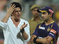 Touched By Gautam Gambhir's Initiative, Shah Rukh Khan Wants to Chip In