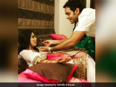 Raksha Bandhan 2017: Genelia D'Souza Dug Out This Cute Pic Of Her Brother At Her <i>Mehendi</i>