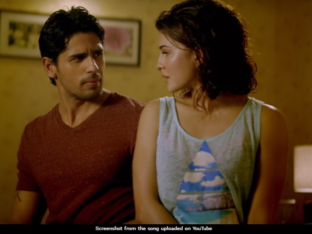 A Gentleman Sidharth Malhotra's Guide To Romance In New Song Lagi Na Choote