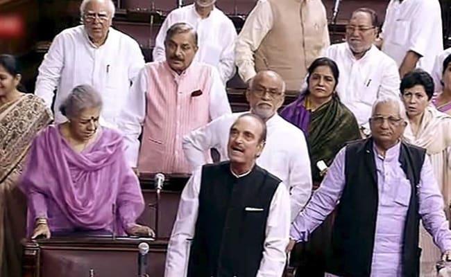Notes? Congress Alleges 'Biggest Scam Of Century'