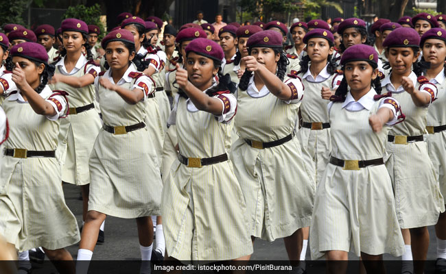 UP Sainik School In Lucknow Admits Girls, First Time In 57 Years