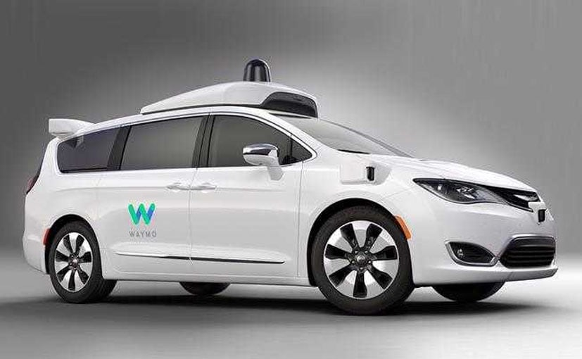 google waymo self driving vehicles