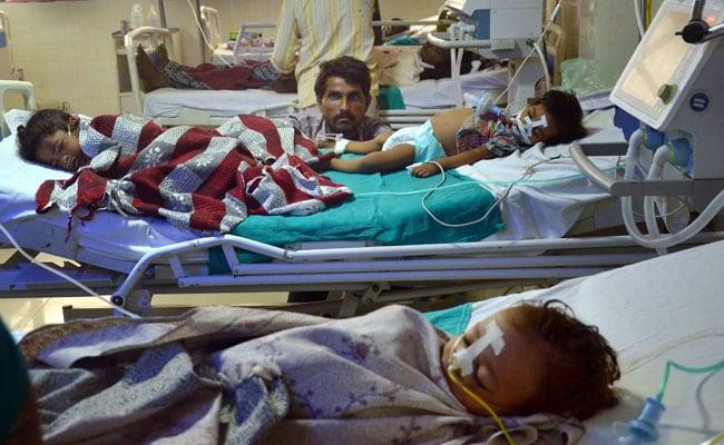 गोरखपुर हादसे पर ग्राउंड रिपोर्ट : सरकारी दावे और पीड़ितों के बयान में अंतर