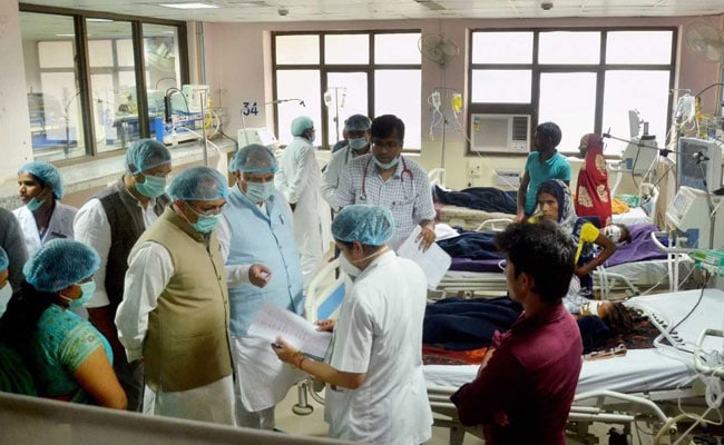 UP Govt sets up panel to probe deaths at BRD Medial college