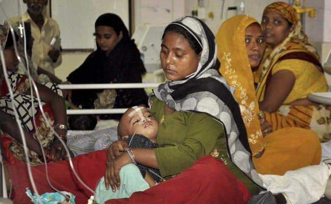 पूर्वांचल के गांधी कहलाए बाबा राघवदास, उन्हीं के नाम पर बने अस्पताल में मासूमों ने तोड़ा दम