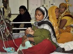 61 Child Deaths In 72 Hours At Gorakhpur Hospital, 'Number May Go Up'