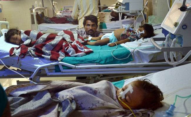 BRD College Principal, Wife Sent To 14-Day Judicial Custody Over Gorakhpur Tragedy