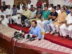 NOTA Not Acceptable For Rajya Sabha Polls, Both BJP And Congress Say