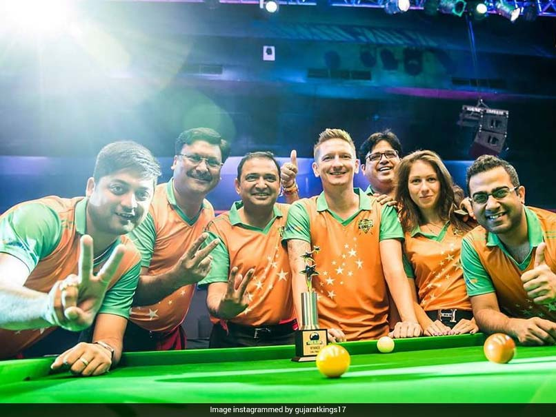 Gujarat Kings Beat Delhi Dons To Win Indian Cue Masters League