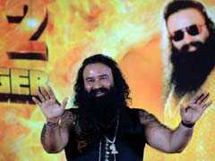 Ram Rahim Arrived To Court In 200-Car Convoy, Left In Helicopter